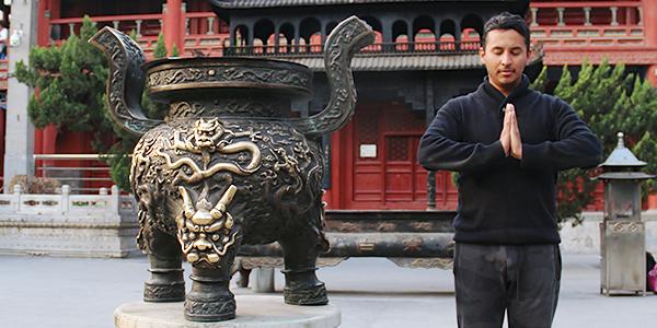 Viaje a China y Curso de formación para instructores.