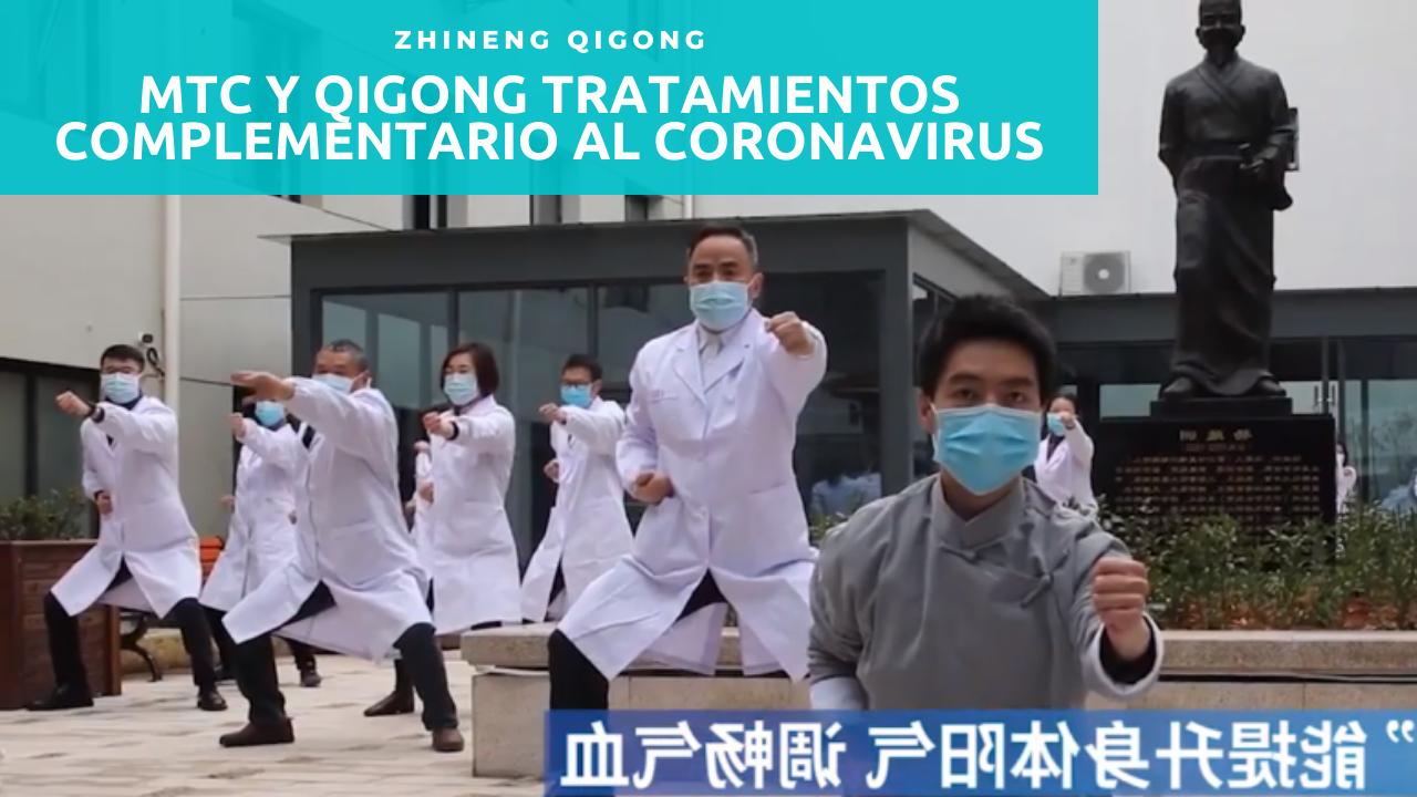 MTC y QiGong efectivos en el tratamiento de Coronavirus