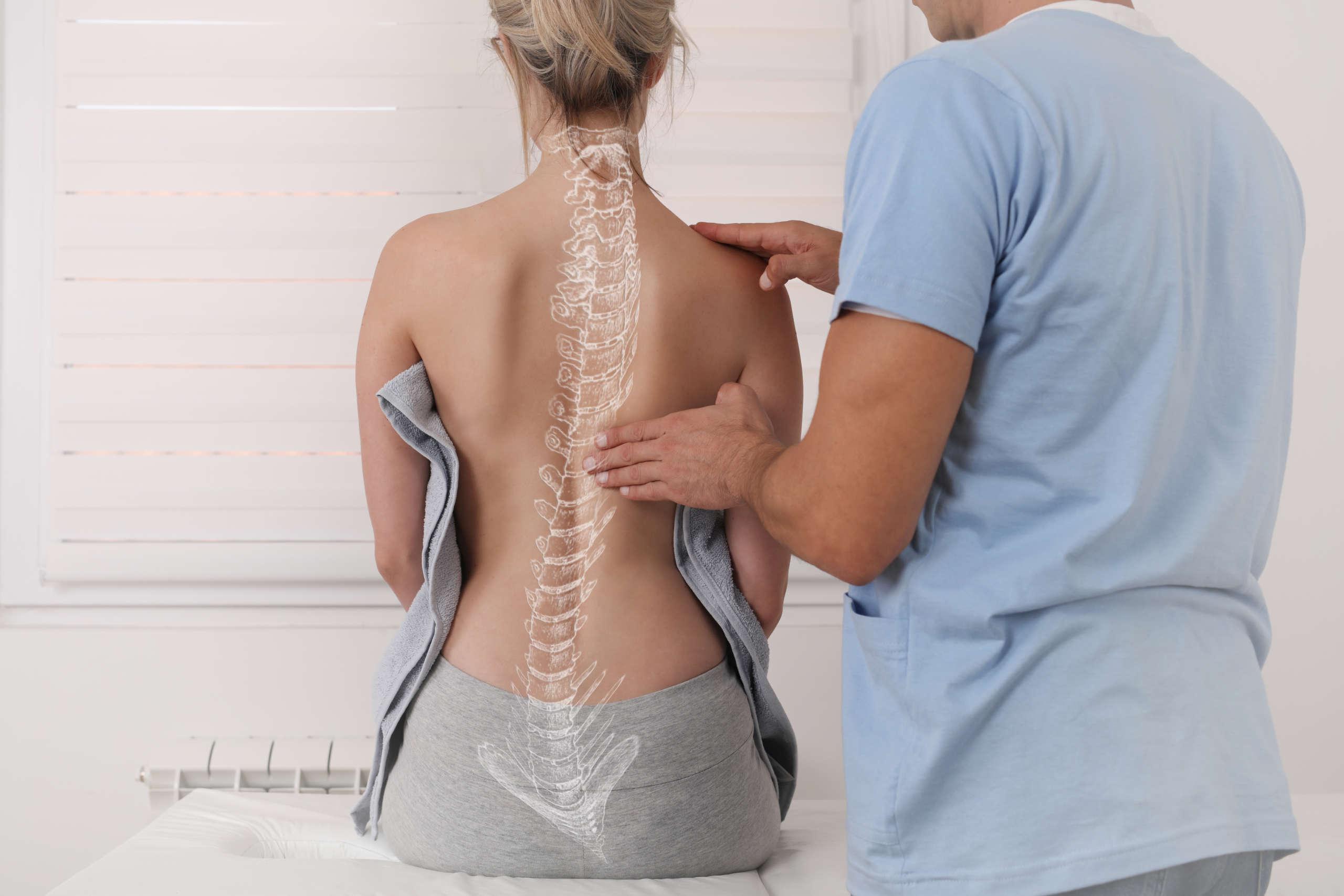 La columna vertebral y la salud del cuerpo