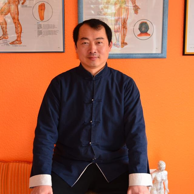 Xie CHuan Laoshi Maestro Big Qi FIeld